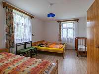 pokoj č. 1 - ložnice - Ktová