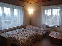 Apartmán č. 2 - přistýlka - pronájem Komárov