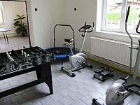 Sportovní místnost - Železný Brod
