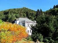 Starý mlýn - podzim - Železný Brod
