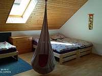 pokoj 2 (dětský pokoj) 3 lůžka - Turnov - Pelešany