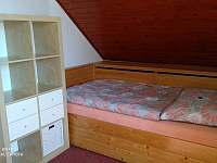 pokoj 3 (2 - 3 lůžka - dle potřeby) - chalupa k pronájmu Turnov - Pelešany