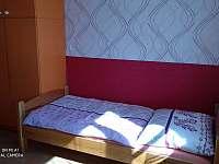 pokoj 4 (2 lůžka) - pronájem chalupy Turnov - Pelešany
