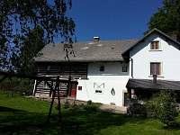 Chata k pronajmutí - dovolená v Českém ráji