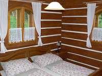 Panský ap. dřevěný pokoj