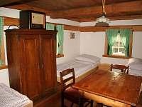 Selský apartmán - velký pokoj v patře