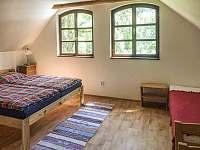 Velká ložnice se čtyřmi lůžky - Skalany