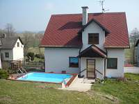 ubytování  v rodinném domě na horách - Pelešany