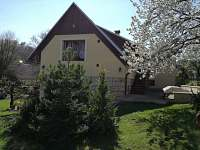 boční pohled - apartmán ubytování Hrubá Skála - Doubravice