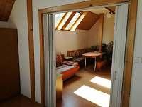 PRIVAT U MYSLIVCE - apartmán ubytování Hrubá Skála - Doubravice - 9