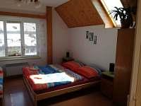 ložnice - apartmán k pronájmu Hrubá Skála - Doubravice