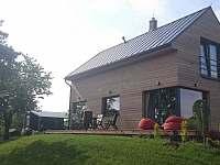 Chata ubytování v obci Škodějov