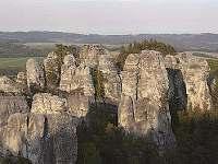 Hruboskalské skalní město - Turnov