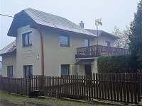 Rekreační dům na horách - okolí Libuně