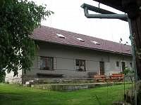 Celkový pohled na chalupu - ubytování Střeleč - Mladějov v Čechách