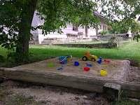 Pro Vaše děti pískoviště