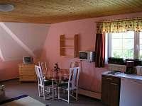 apartmán 3 - pronájem Podůlší