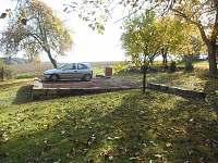 Parkoviště pro dvě auta