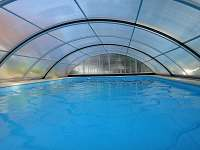 Bazén - rekreační dům k pronajmutí Brada - Rybníček