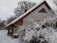 I v zimě je u nás krásně - Brada - Rybníček