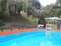 Bazén se zahradou
