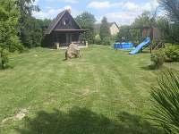 ubytování Drštěkryje na chatě k pronájmu