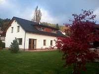Apartmán na horách - okolí Těpeř