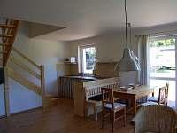 """Apartmán """" P """" - kuchyň. kout - ubytování Malá Skála"""