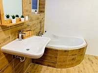 Apartmán 1 bezabriérový koupelna - Holín