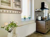 Apartmán 6 kuchyně - Holín