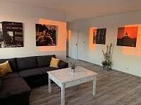 Apartmán 7 obývák