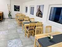 Jídelna společenská místnost