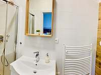 koupelna pokoj 5 - ubytování Holín