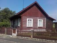 Chalupa k pronajmutí - dovolená  Vřešťovský rybník rekreace Vřesník