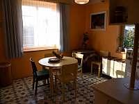 Kuchyň - pronájem apartmánu Turnov