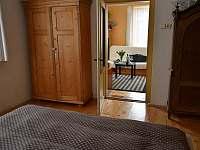 Ložnice - apartmán k pronájmu Turnov