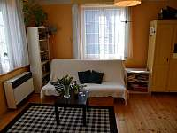 Obývací pokoj - apartmán k pronájmu Turnov