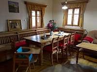 ubytování Dřevěnice Chalupa k pronajmutí