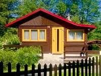 Chata ubytování v obci Dílce