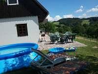 Chaty a chalupy Lázně Bělohrad - rybník Pardoubek na chalupě k pronajmutí - Vidochov - Stupná