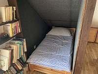Ložnice 2 - chalupa k pronájmu Tatobity