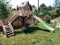 domeček pro děti - chalupa k pronájmu Drahotice