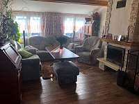 obývací pokoj - Drahotice