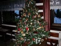 A co si na chaloupce udělat romantické Vánoce?