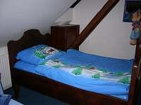 Děti u nás mají i medvídka na pyžámka, největší ložnice - pokoj č. 4 - 60 m/