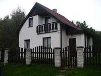 ubytování Újezd pod Troskami na chatě k pronajmutí