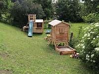 Prolézačky pro děti - Rovensko pod Troskami