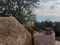 V Hradu - chalupa k pronájmu Rovensko pod Troskami