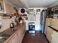 kuchyně - Libošovice - Malá Lhota