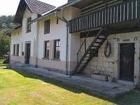 ubytování s bezbariérovým ubytováním Český ráj